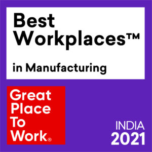 India's Best Workplaces in Manufacturing 2021