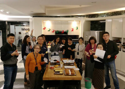 Whirlpool Taiwan Activities
