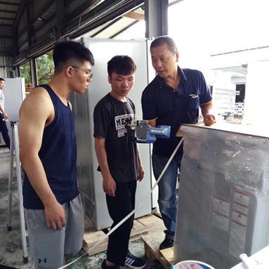 Whirlpool Taiwan Students